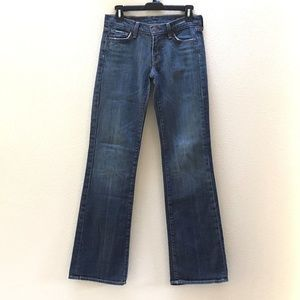 Citizens of Humanity Kelly Bootcut Jeans Denim 27
